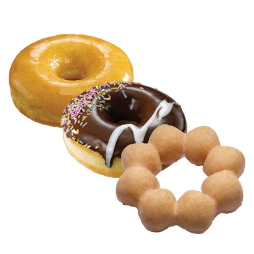 [GIVEAWAY] Week 42/43_던킨 도넛3개
